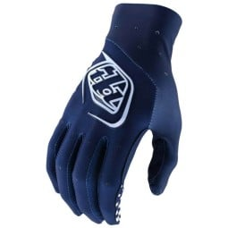 Gants Troy Lee Designs SE Ultra Bleu
