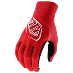 Troy Lee Designs SE Ultra Gloves red