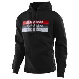 Felpa Troy Lee Designs Sram Racing black