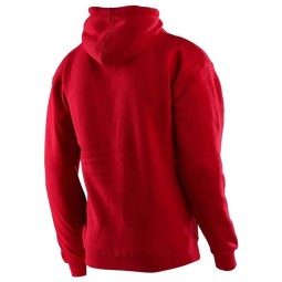 Troy Lee Designs Sram Racing red sweatshirt