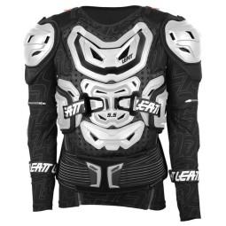Leatt 5.5 armored jacket white