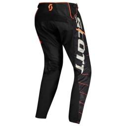 Pantalon Enduro Scott noir orange
