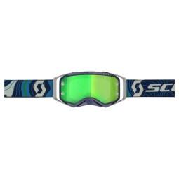 Motocross-Brille Scott Prospect blue green