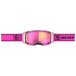 Motocross-Brille Scott Prospect pink black
