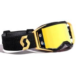 Gafas de motocross Scott Prospect black gold