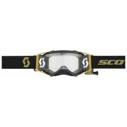Motocross-Brille Scott Prospect WFS black gold