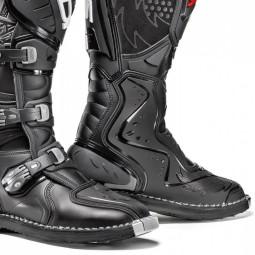 Sidi Motocross-Stiefel Augeda Schwarz