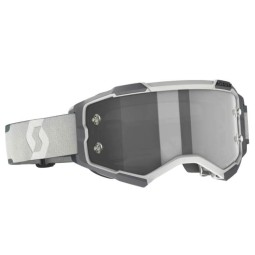 Gafas motocross Scott Fury Light Sensitive gris