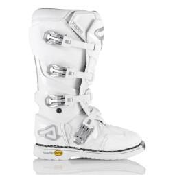 Acerbis X-Rock white motocross boots