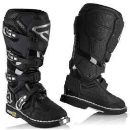 Acerbis X-Rock black motocross boots