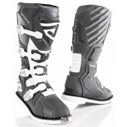 Bottes motocross Acerbis X-Race gris