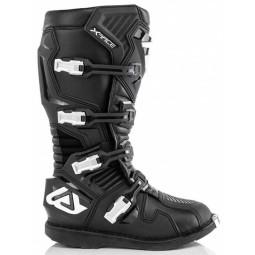 Motocross boots Acerbis X-Race black