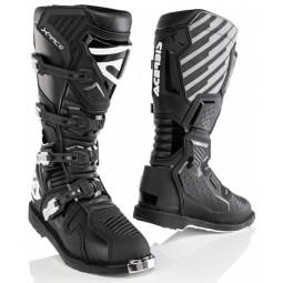 Motocross stiefel Acerbis X-Race schwarz