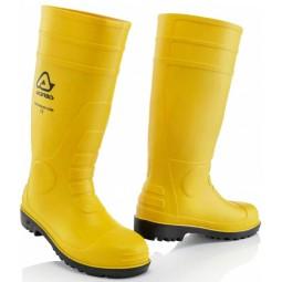 Botas de goma Acerbis 00SET amarillas