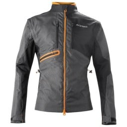 Acerbis Enduro One jacket orange