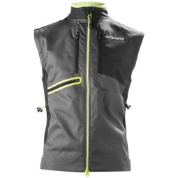 Chaqueta Enduro One Acerbis X-Wind amarillo