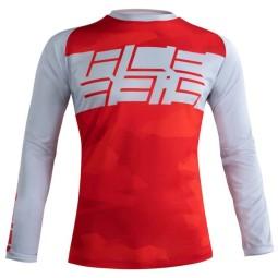 Camiseta MTB Acerbis Speeder rojo