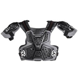 Gilete de protection Acerbis Gravity Level 2 noir