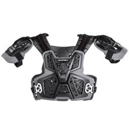 Peto cross Acerbis Gravity Level 2 negro