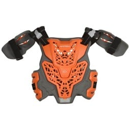 Peto cross Acerbis Gravity Level 2 naranja