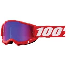 Masque 100 % Accuri 2 Essential rouge MX