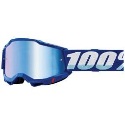 100% Accuri 2 Essential blau Motorradbrille MX