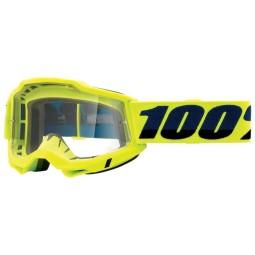 Gafas 100 % Accuri 2 Essential amarillo MX