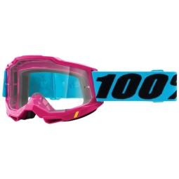 100% Accuri 2 Lefleur motocross goggles