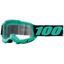 100% Accuri 2 Tokyo motocross goggles