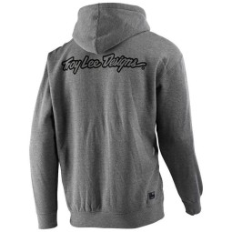 Hoodie Troy Lee Designs MIX grey