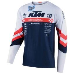 Camiseta Motocross Troy Lee Designs SE Ultra Factory Team KTM