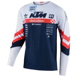 Motocross Trikot Troy Lee Designs SE Ultra Factory Team KTM