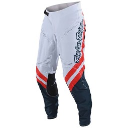 Motocross pants Troy Lee Designs Ultra Factory white