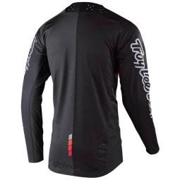Camiseta cross Troy Lee Designs SE Pro Tilt grey black