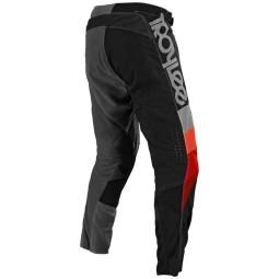 Motocross hosen Troy Lee Designs SE Pro Tilt black grey