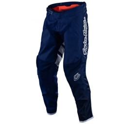 Pantalones Cross Troy Lee Designs GP Drift azul