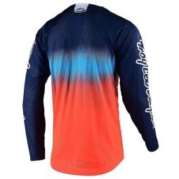 Maglia motocross Troy Lee Designs GP Staind navy orange