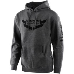 Troy Lee Designs Sram Racing Icon grey sweatshirt
