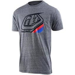 Camiseta Troy Lee Design Precision 2 gris