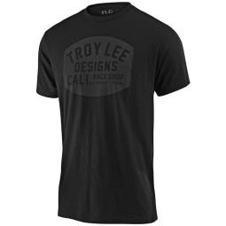 Camiseta Troy Lee Design Blockworks negro