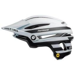 MTB Helmet Bell Sixer Fasthouse white