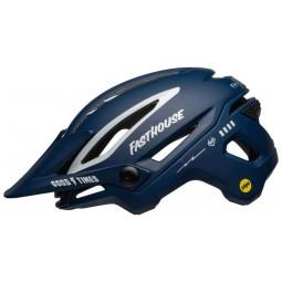 MTB Helmet Bell Sixer Fasthouse blue