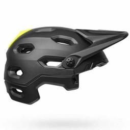 Bell Super DH MTB helmet Matte Gloss Black