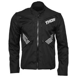 Enduro jacket Thor Terrain black