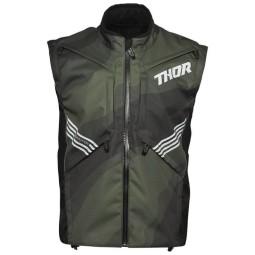 Thor Terrain camouflage enduro jacket