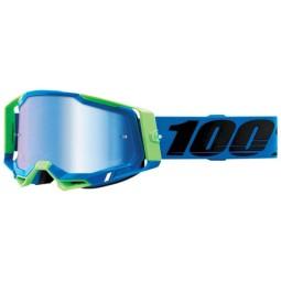 100% Racecraft 2 Fremont motocross goggles