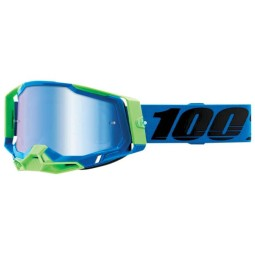 100% Racecraft 2 Fremont Motocross-Brille