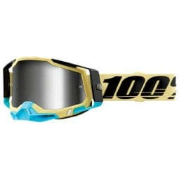 100% Racecraft 2 Airblast Motocross-Brille