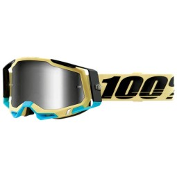 100% Racecraft 2 Airblast motocross goggles