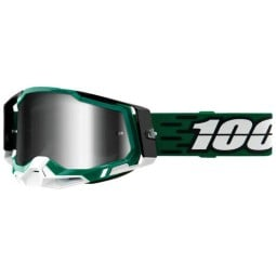 100% Racecraft 2 Milori motocross goggles